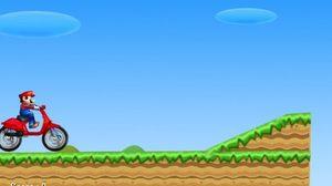 เกมส์ Mario Bros Motobike