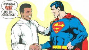 มูฮัมหมัด อาลี ชายผู้เคยเอาชนะ Superman มาแล้ว