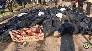 คืบหน้า เหตุบึ้มขบวนรถบัสผู้อพยพในซีเรีย ดับแล้ว 126 ราย