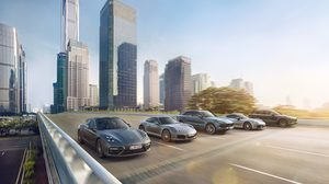 Porsche สร้างสถิติยอดส่งมอบ รถใหม่ ได้อีกครั้ง