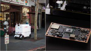 Marble ร่วมกับ Yelp สร้างหุ่นยนต์ส่งซูชิแบบไร้คนบังคับสุดเจ๋ง