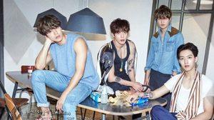 ชวนโหวต CNBLUE ตัวเต็งรางวัล MAMA 2015 ก่อนชมคอนเสิร์ตที่ไทย!