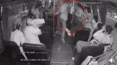 หนุ่มโดนแทงบนรถเมล์เปิดใจ ถูกถาม 'มึงดึงหน้าเหรอ' ก่อนแทงซ้ำ