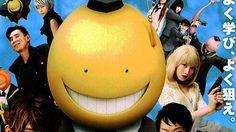 Assassination Classroom ภาคคนแสดงเปิดตัวอันดับ 1 Box Office ญี่ปุ่น!!