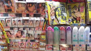 พาชมพื้นที่สินค้าหื่น แดนญี่ปุ่น ของเล่นเพียบมีทุกอย่างที่เห็นในหนัง AV