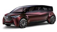 Toyota เตรียมเปิดตัว รถต้นแบบ Fine-Comfort Ride พลังงานไฟฟ้าจากไอโดรเจน