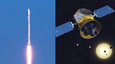 นาซาปล่อย 'TESS' ยานสำรวจดาวเคราะห์นอกระบบดวงใหม่