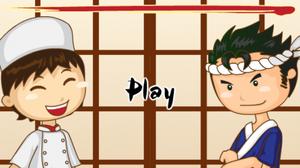 เกมส์ทำอาหาร ซูชิ