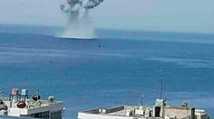 เครื่องบินขับไล่ 'ซู-30' ของรัสเซีย ดิ่งทะเลในซีเรีย นักบินดับ 2 นาย