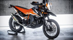 KTM เผยวิดีโอคลิป KTM 790 Adventure R ตัว Concept และ KTM Dakar Rally