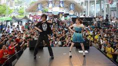 สาวกอนิเม่รวมตัวแสนสุข Thai Japan Anime & Music Festival 2016