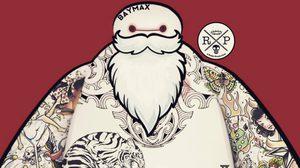 baymax-tattoo