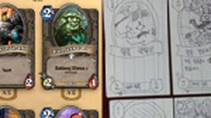ยิ่งกว่าคำว่าอึ้ง! ทหารเกาหลี สร้างการ์ดเกมส์ Hearthstone มาเล่นเอง