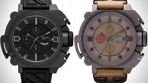 DIESEL นาฬิกาคอลเลคชั่นพิเศษ BATMAN & BANE Limited Edition
