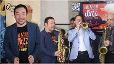 โก้ มิสเตอร์แซกแมน นำทีม สานต่อความสำเร็จ เทศกาลดนตรีแจ๊สประจำปีของไทย