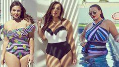 20 แฟชั่นชิคๆ ชุดว่ายน้ำคนอ้วน ไซส์ใหญ่แค่ไหนก็สวยได้ อย่าได้แคร์!!