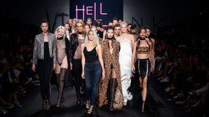 เผ็ดร้อนแรง! Vatanika จัดให้ ใน Elle ElleMen Fashion Week Fall/Winter 2016