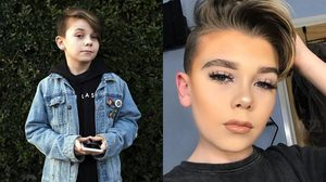 แจ็ค เด็กชายวัย 10 ขวบสอนแต่งหน้าดี ไม่แพ้บล็อกเกอร์สาวๆ รุ่นพี่