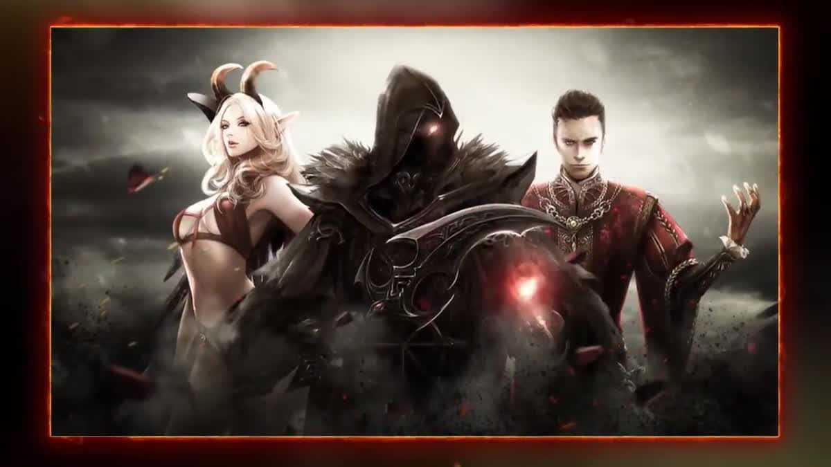 Dragon Raja MX ตัวอย่างแรก Gameplay สุดระทึก