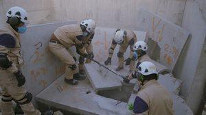"The White Helmets สารคดีสั้น ""หน่วยกู้ชีพในสงครามซีเรีย"" ที่กำลังจะกลายเป็นหนังของ จอร์จ คลูนีย์"