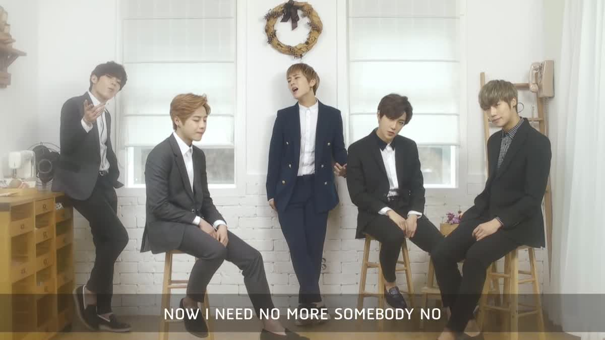 [Acian_Thai] Somebody to Love (Thai Version) Official PV
