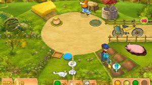 เกมส์ทำฟาร์ม Farm Mania