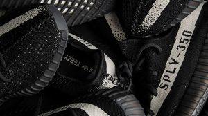 มีข่าวหลุดว่า adidas YEEZY Boost 350 V2 Black/White เตรียมวางจำหน่าย  17 ธันวาคมนี้