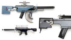 ยิงดูดิ!! TYPEWRITER GUNS ปืนสุดเท่ที่ทำจากชิ้นส่วนเครื่องพิมพ์ดีดโบราณไร้ค่า