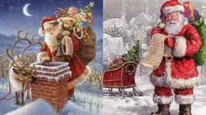 ซานตาคลอส แจกของให้เด็กๆ ได้ยังไง ภายในเวลาหนึ่งคืน?