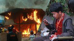 อลังการสุด! ไทบ้านเดอะซีรีส์ ลงทุนเผาบ้านทั้งหลังเปิดฉากใหญ่ภาค 2.1