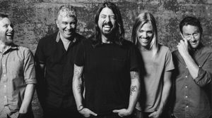 Foo Fighters live in Bangkok 2017
