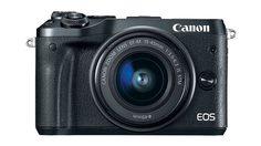 เปิดตัว Canon EOS M6 กล้อง Mirrorless ในตระกูล M-Series ตัวล่าสุด