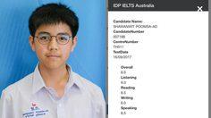 สุดเจ๋ง! ด.ช.ชวัลวิทย์ ม.2 สอบ IELTS ได้คะแนนดี ยื่นเข้ามหา'ลัยได้ทั่วโลก
