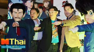 Cartoon Club พาชมก่อนใคร! Conan the movie ปริศนาระทึก-ศึกลูกหนังมรณะ