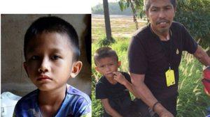 คืบหน้าเด็กชายวัย 7 ขวบ ถูกลักพาตัว ล่าสุดพบตัวแล้ว