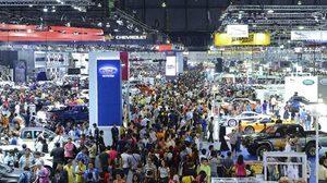 ยอดจองรถงาน 'MOTOR EXPO' พุ่ง เผย 'โตโยต้า' มาแรง