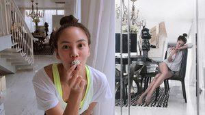 แอบส่อง บ้านเจนี่ เทียนโพธิ์สุวรรณ์ นักแสดงเจ้าบทบาท กับสไตล์บ้านที่สะท้อนคาแรคเตอร์