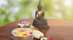 เตรียมรับเทศกาลสงกรานต์ วิธีทำความสะอาดพระพุทธรูป และวิธี สรงน้ำพระ ที่บ้าน