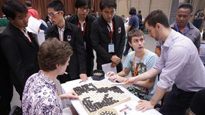 รวมพลคนหมากล้อมระดับเทพ กว่า 100 คนทั่วโลก ร่วมชิงแชมป์หมากล้อมมหาวิทยาลัยโลก ครั้งที่ 4