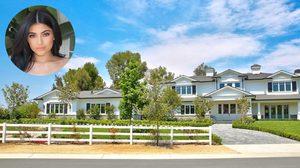 ส่อง บ้านใหม่ Kylie Jenner หลังที่สาม 12 ล้านดอลล่าร์ เหนาะๆ แค่นั้นเอง!!!