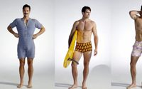 การเปลี่ยนแปลงชุดว่ายน้ำชาย 100ปี เหลือคลิป 3นาที ถึงจุดนี้ได้ไง