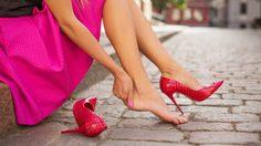วิธีแก้ รองเท้ากัด