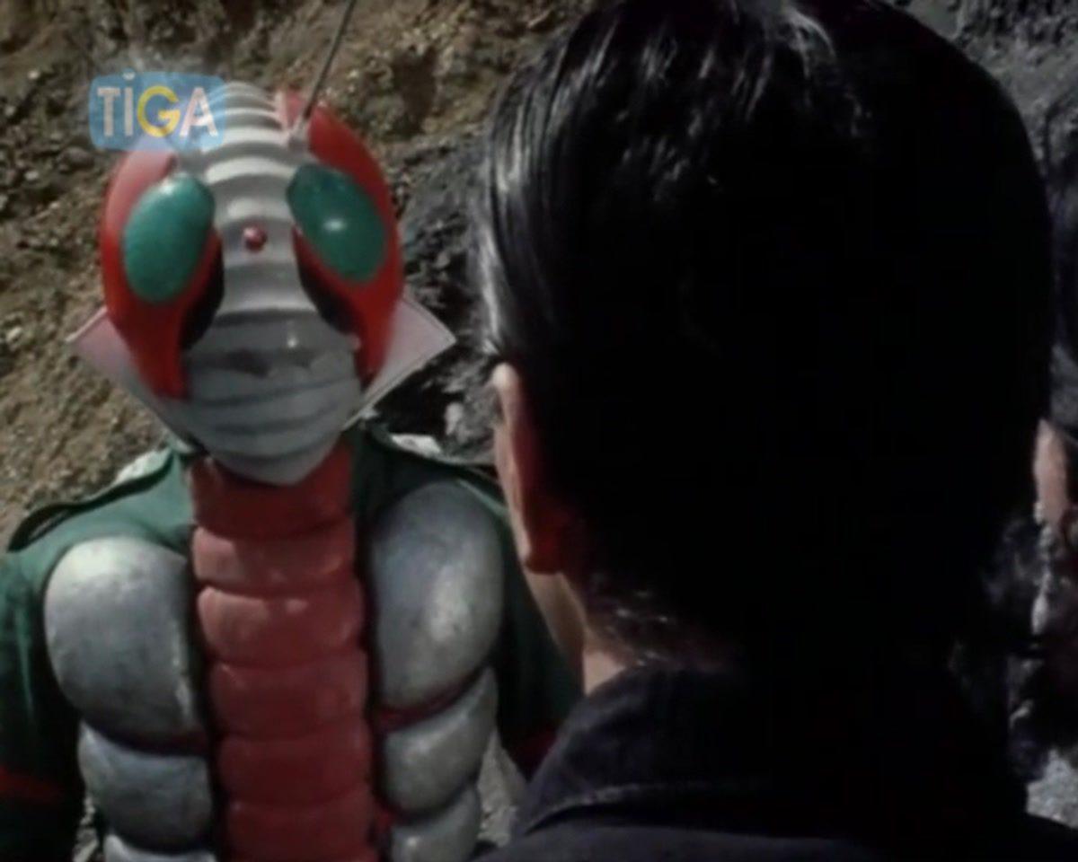 Masked Rider V3 ตอนที่ 8-3
