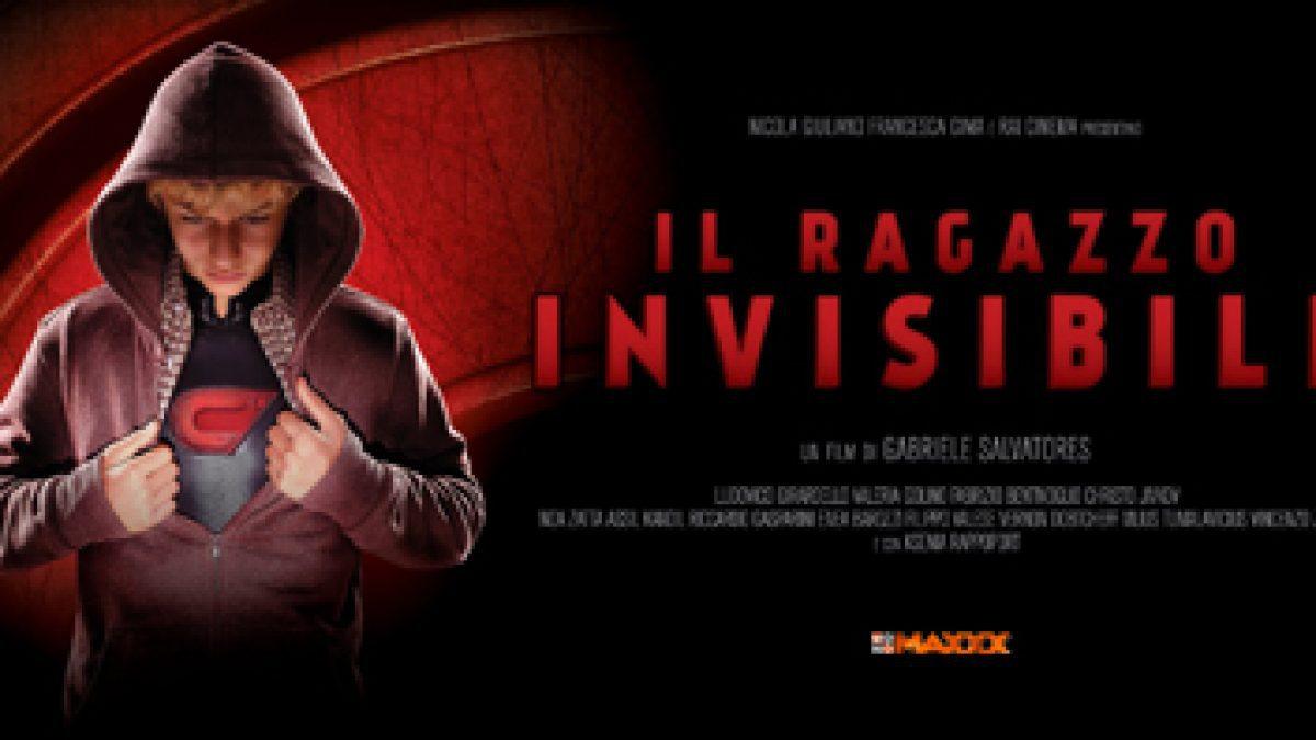 Invisible Boy ยอดมนุษย์ไร้เงา - ตัวอย่างภาพยนตร์