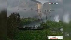 ระทึก ! รถบัสตกสะพานลงแม่น้ำในอินเดียดับแล้ว 36 ศพ