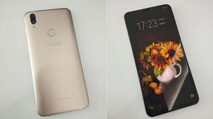 เผยภาพจริง vivo V9 มาพร้อมกล้องคู่ และรอยแหว่งเหมือน iPhone X