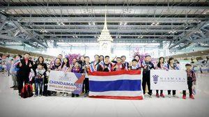 สุดยอด! นักเรียนไทยคว้าเหรียญคณิตศาสตร์โอลิมปิก ขณะกำลังป่วยมะเร็งต่อมน้ำเหลือง