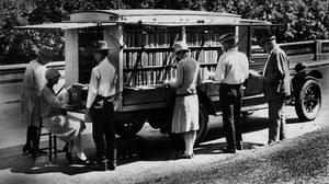 เก่าแต่คลาสสิก! ก่อนมีเว็บอะเมซอน เราเคยมีห้องสมุดเคลื่อนที่มาก่อน