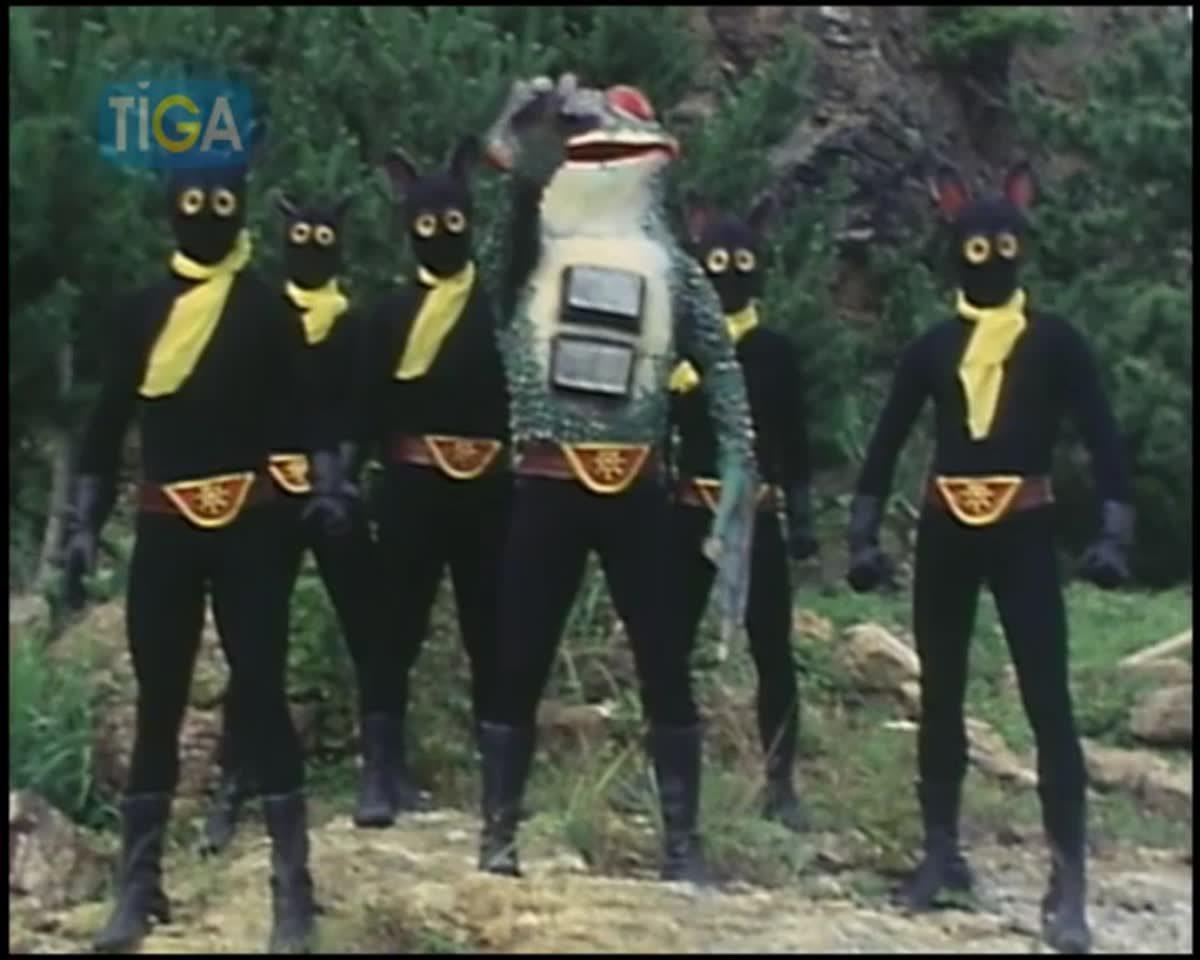 Masked Rider Stronger ตอนที่ 19-3