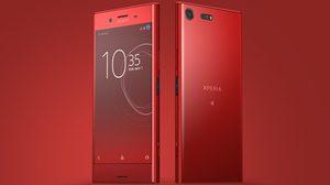 Sony เปิดตัว Xperia XZ Premium สีใหม่ล่าสุด Rosso เพียง 100 เครื่องแรกในประเทศไทย
